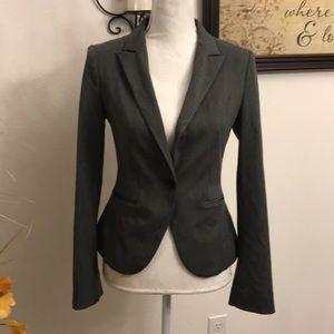 Express Gray Blazer Size 2